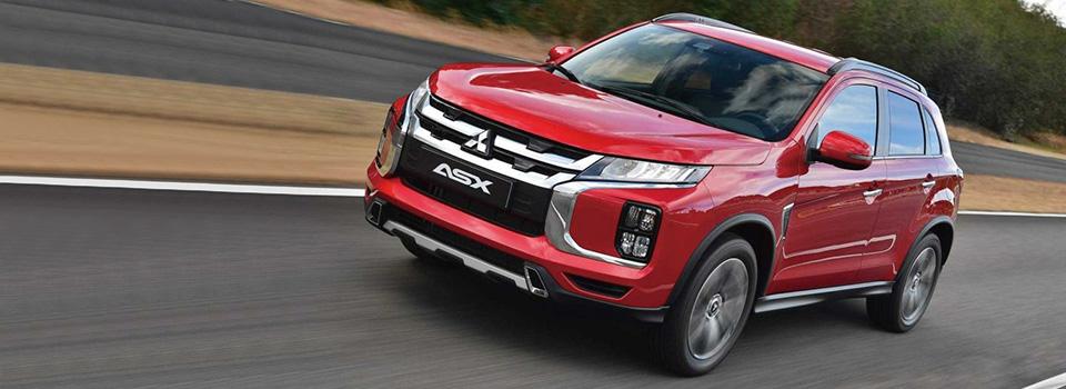 New Mitsubishi Asx Crossover Trim Level Specs Prices