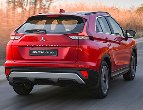 Mitsubishi Eclipse Cross Review