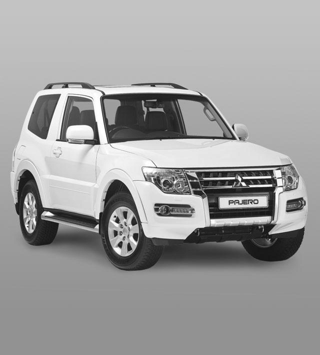 Mitsubishi Pajero Short Wheelbase – Dimensions, Specs, Prices